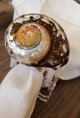 J Balcazar Design Inc Coastal Napkin Rings by J. Balcazar Design