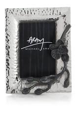 """Michael Aram Black Orchid Mini Frame - 4.5""""L x 3.25""""W"""