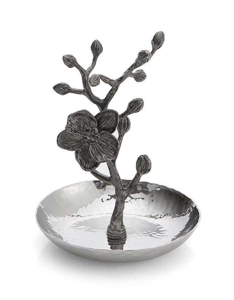 Michael Aram Black Orchid Ring Catch