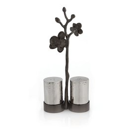 Michael Aram Black Orchid Salt and Pepper