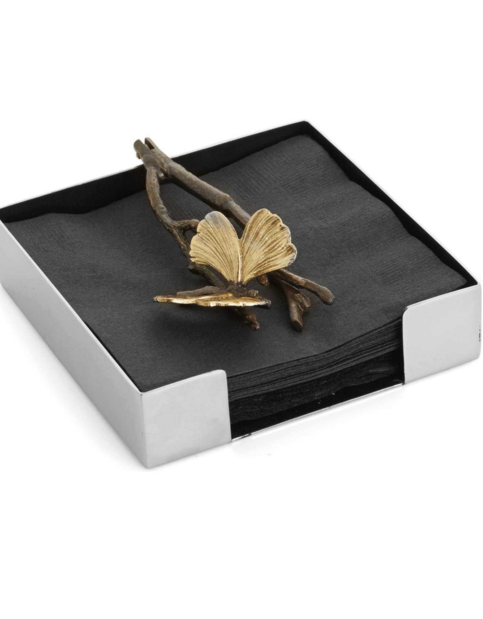 Michael Aram Butterfly Gingko Cocktail Napkin Holder