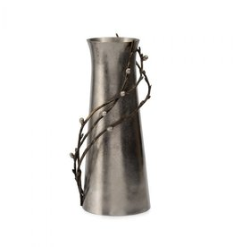 "Michael Aram Willow 12"" Vase by Michael Aram"