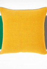 Iosis by Yves Delorme Pigment Decorative Pillow 18x18 by Iosis - Yves Delorme