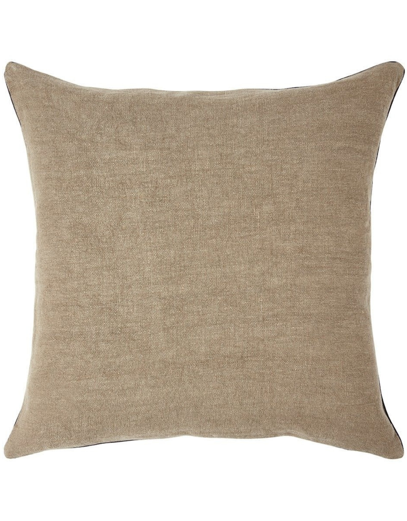 Iosis by Yves Delorme Pigment Decorative Pillow 22x22 by Iosis - Yves Delorme