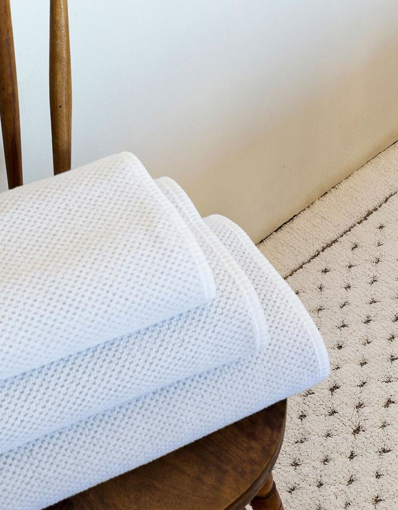 Graccioza Linen Waffle Towel Collection