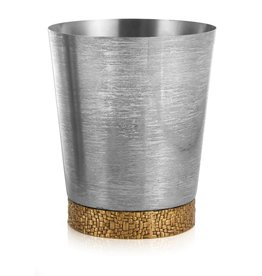 Michael Aram Palm Collection Wastebasket