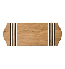 Juliska Large Serving Board - Stonewood Stripe