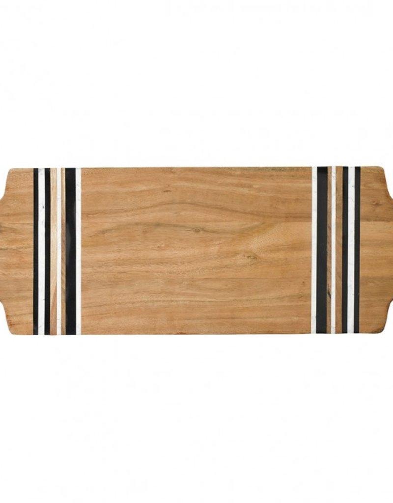 Juliska Large Serving Board - Stonewood Stripe