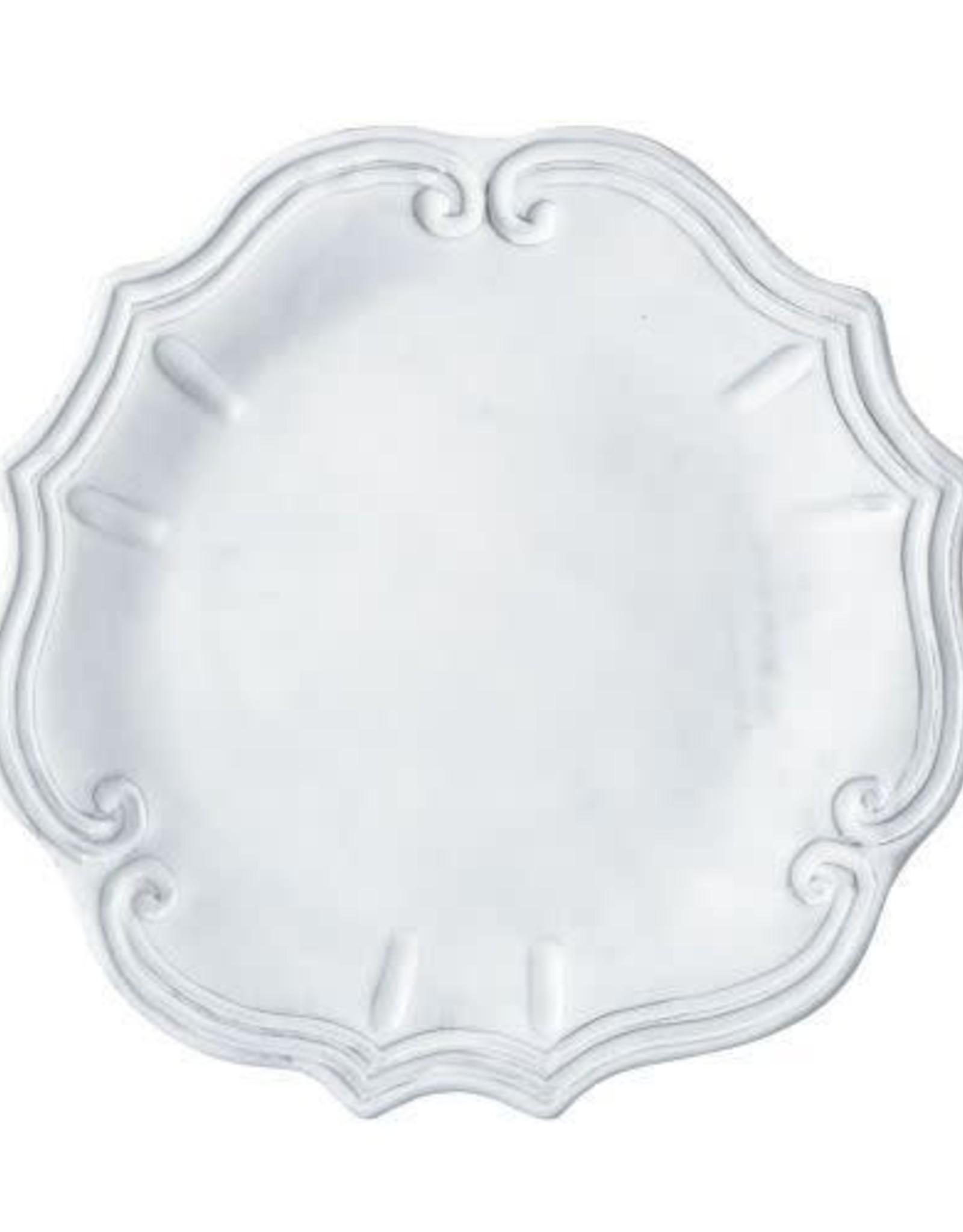 "Vietri Incanto Baroque Dinner Plate,12""D"