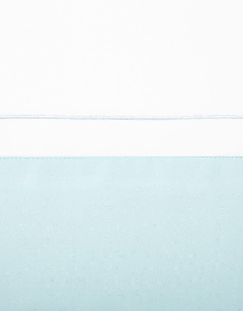 Yves Delorme Lutece Flat Sheet