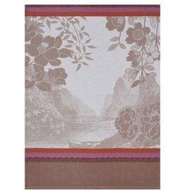 Jacquard Francais Tea Towel Voyages Along Tea