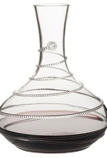 "Juliska Wine Decanter - Amalia Clear 10""H"