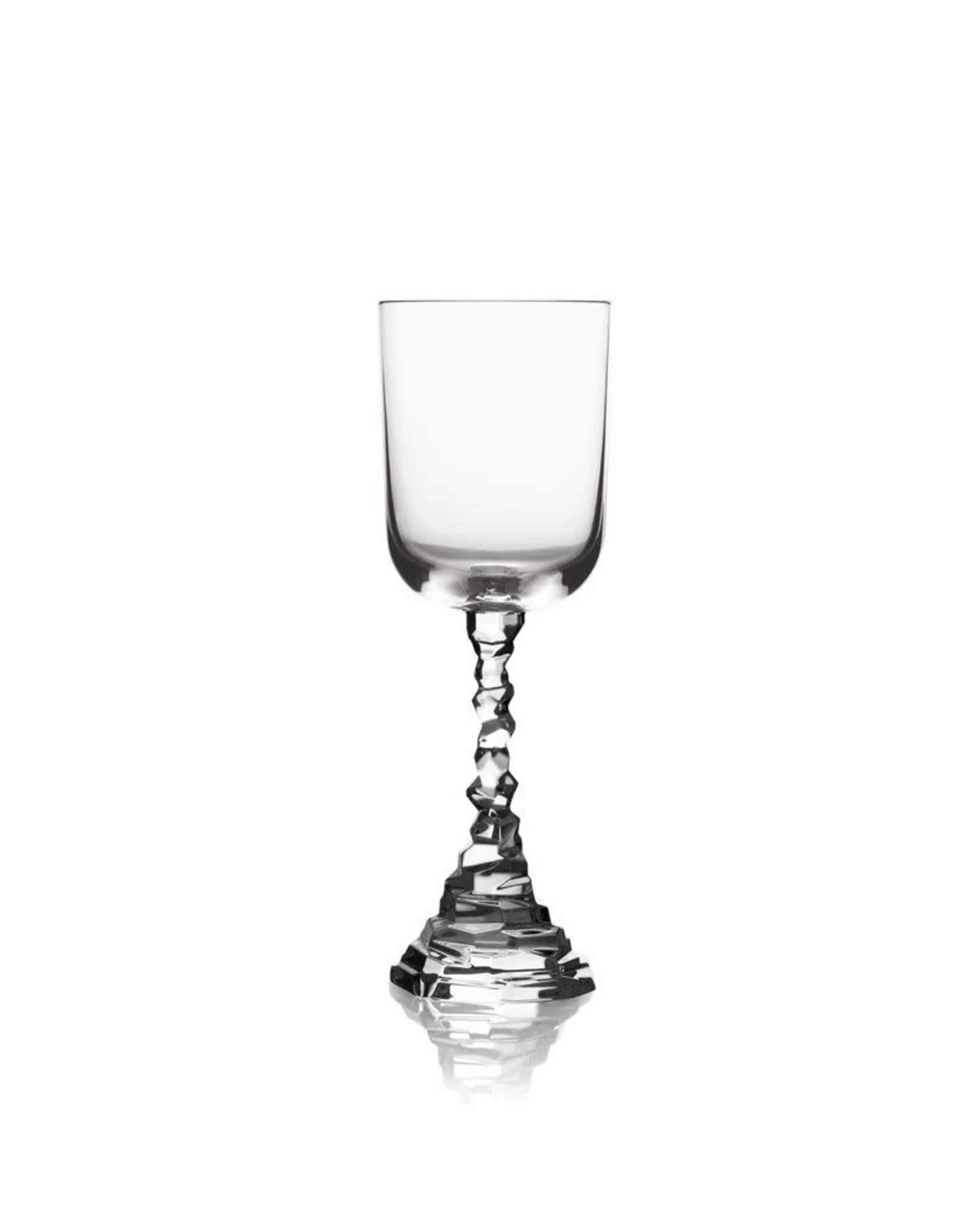 Michael Aram Rock Wine Glass