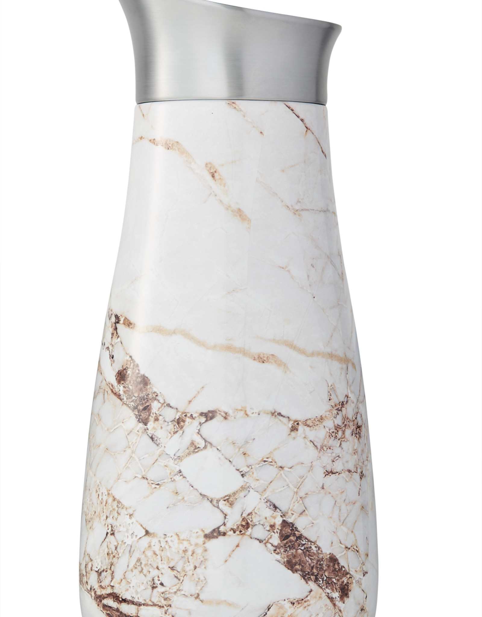 Swell Bottle 51oz Calacatta Gold Carafe