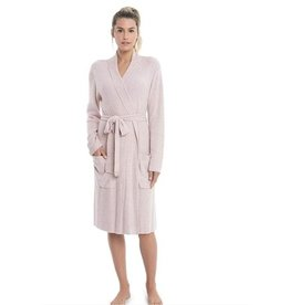 Barefoot Dreams Cozy Chic Light Ribbed Robe