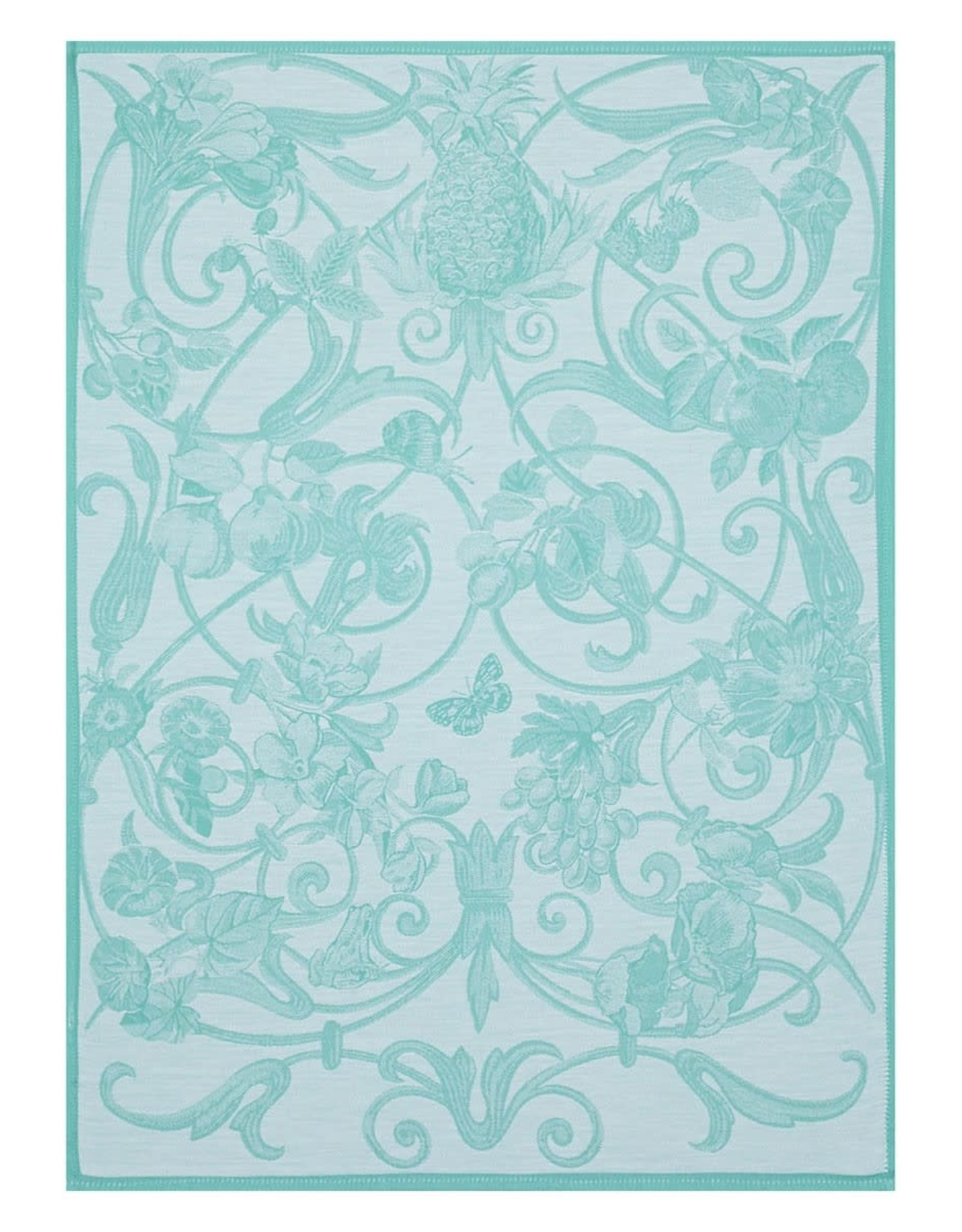 Le Jacquard Francais Tutti Frutti Mint Tea Towel