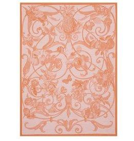 Le Jacquard Francais Tutti Frutti Apricot Tea Towel
