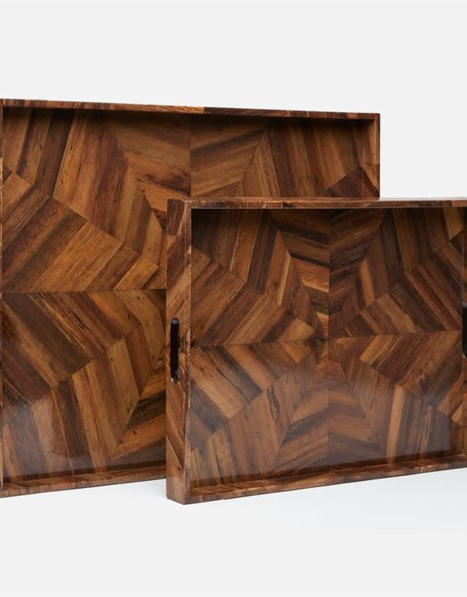 Made Goods Jada Tray Med 16.5x12.5x2