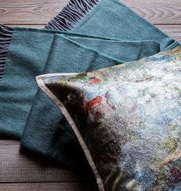 Fino Lino Crazy Monet Boudoir Pillow by Fino Lino