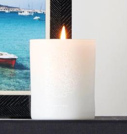 Sferra Bellini Candle Ivory