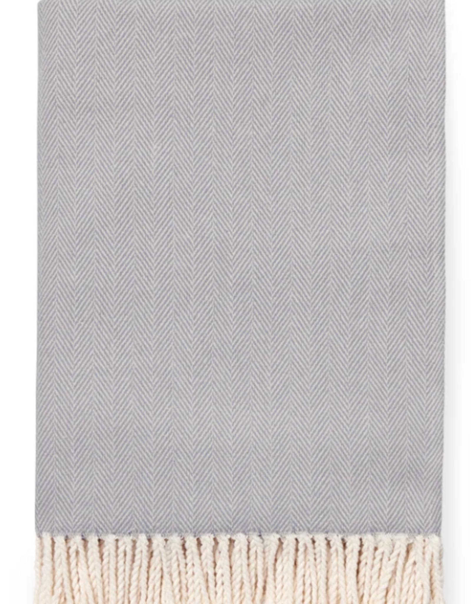 Sferra Celine Throw 100% Cotton 51x70