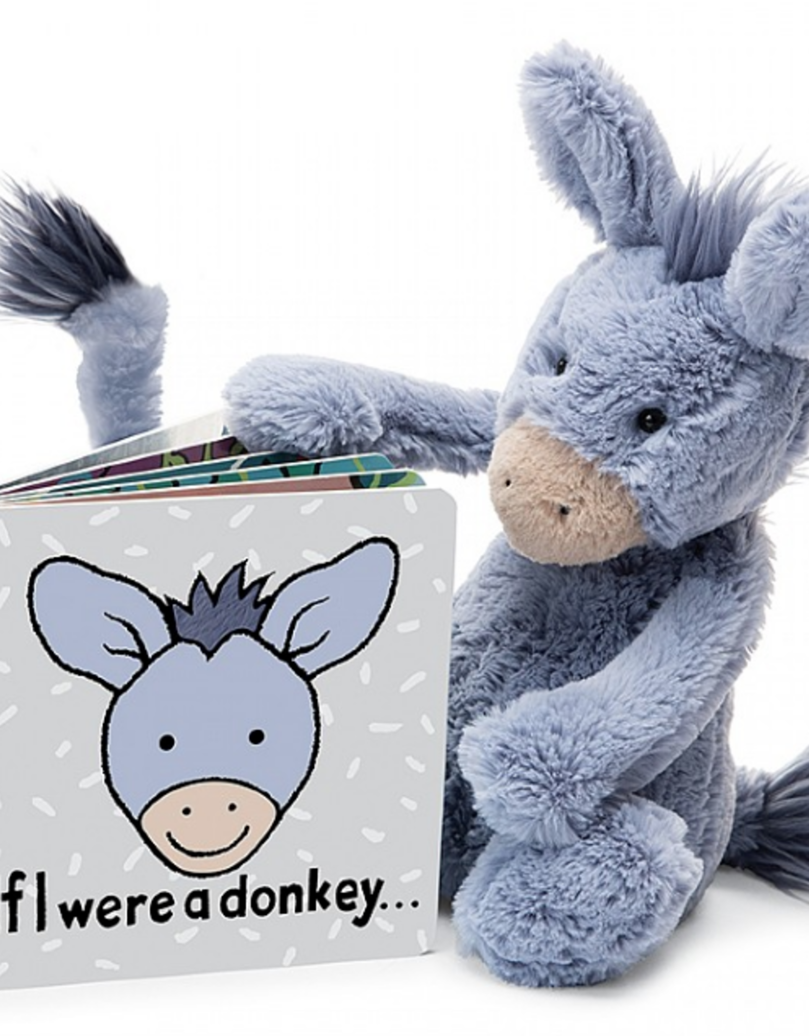Jellycat If I Were a Donkey