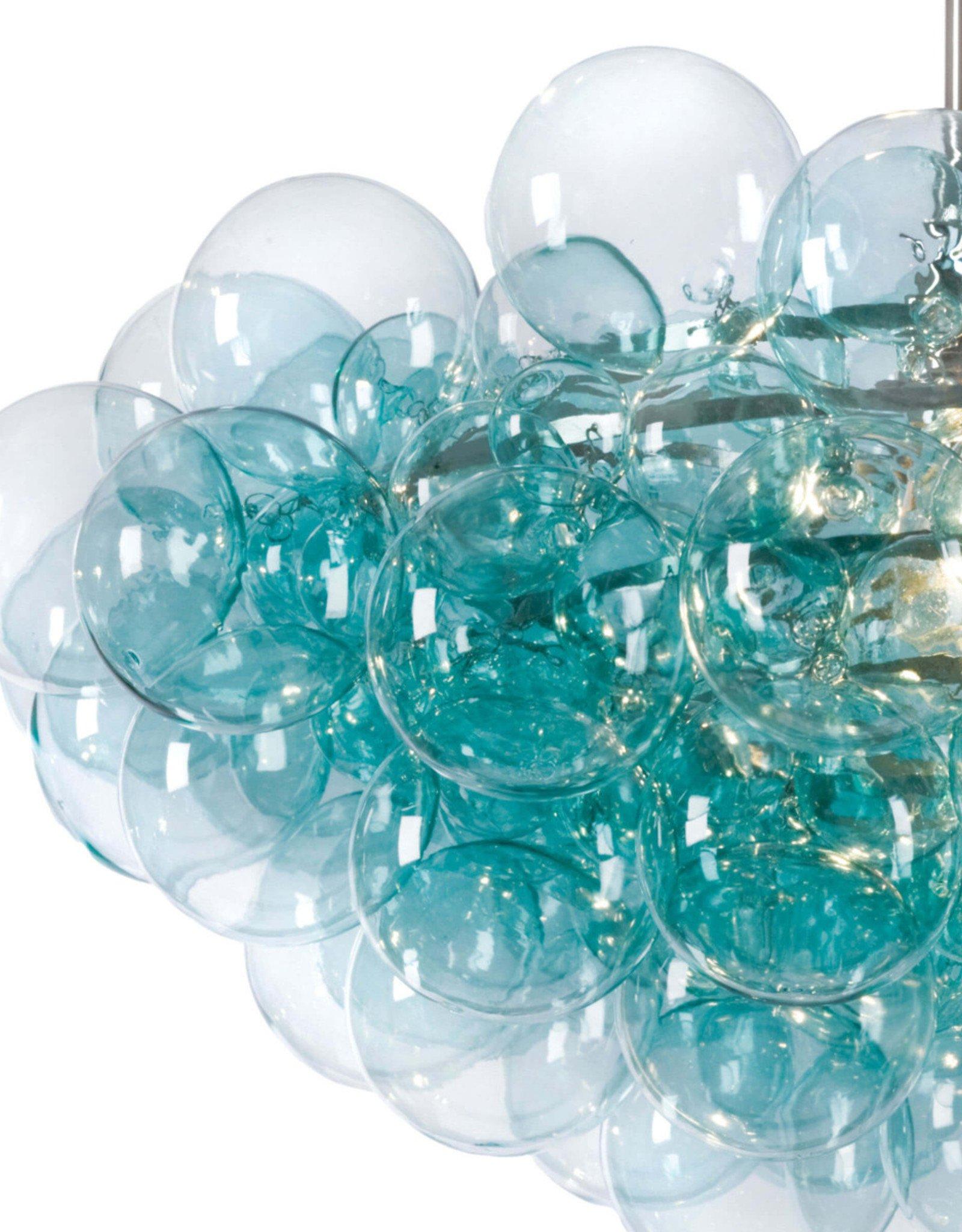 Regina Andrew Aqua Bubbles Chandelier