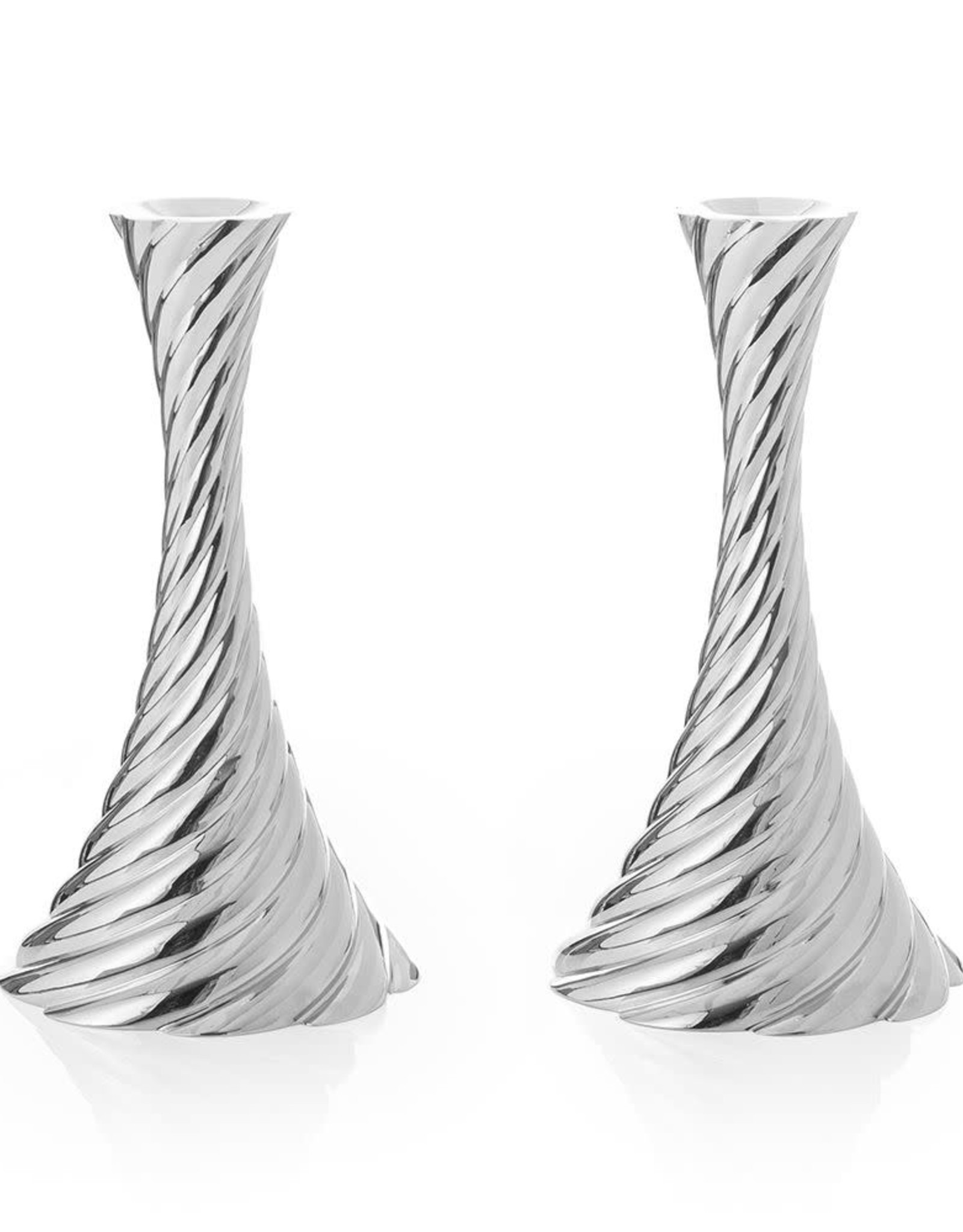 Michael Aram Twist Candle Holders Set/2