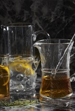Juliska Bar Pitcher w/ Stirrer Graham Clear