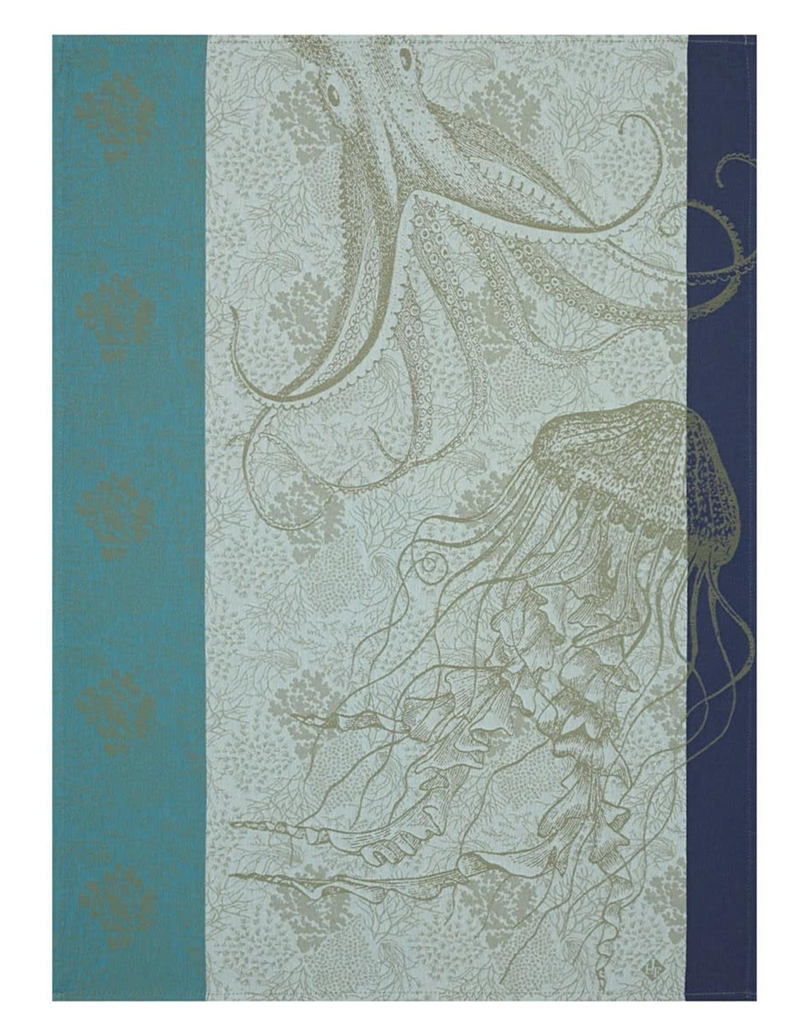 Le Jacquard Francais Meduse Pacific Tea Towel