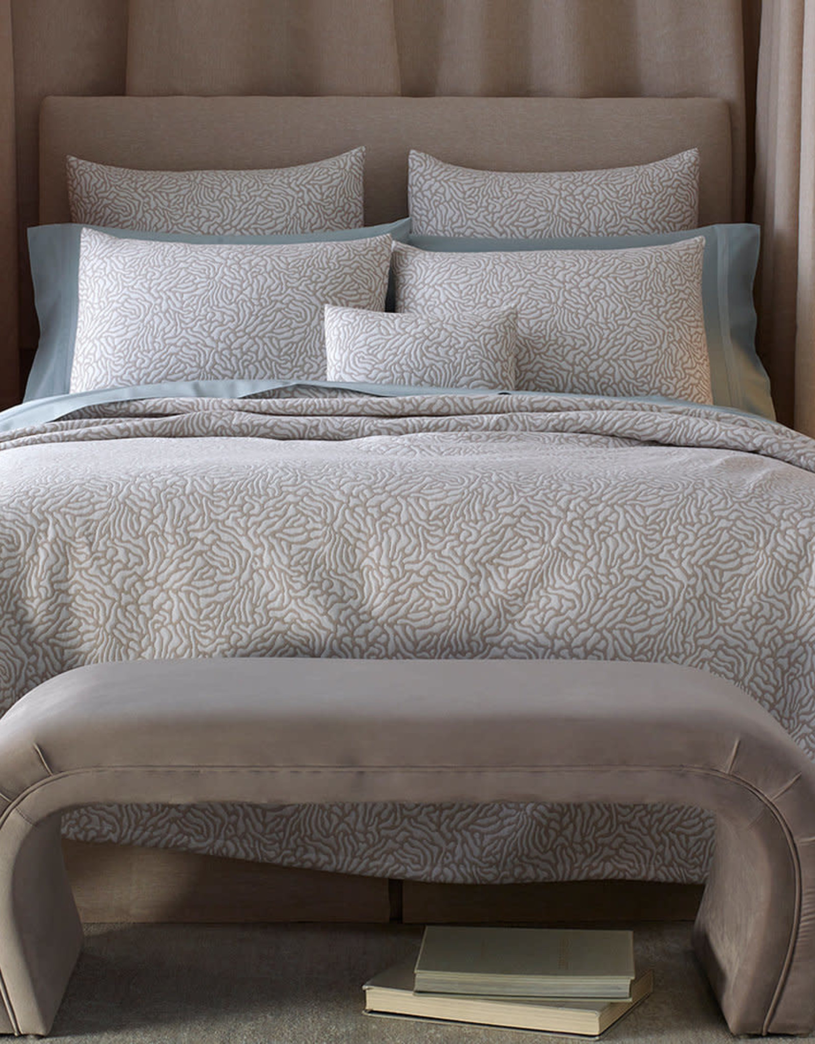Matouk Cora Bedding Collection
