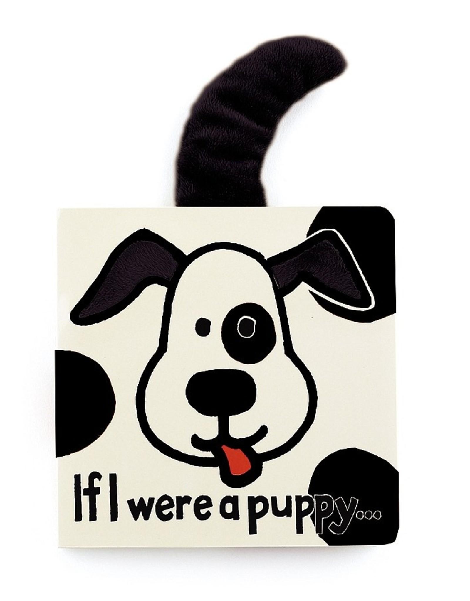 Jellycat If I Were a Puppy Book