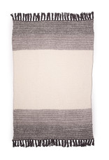 Barefoot Dreams Horizon Blanket Graphite Multi