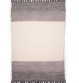Barefoot Dreams Horizon Blanket Graphite Multi