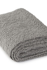 Barefoot Dreams Boucle Throw Dove Gray 50x70