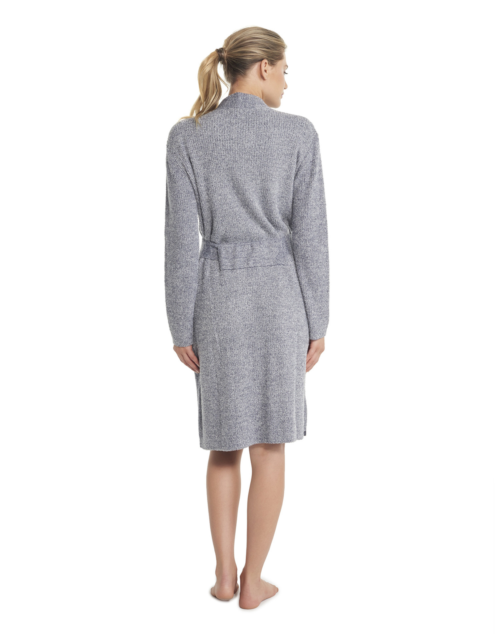 Barefoot Dreams CCL Heathered Ribbed Robe