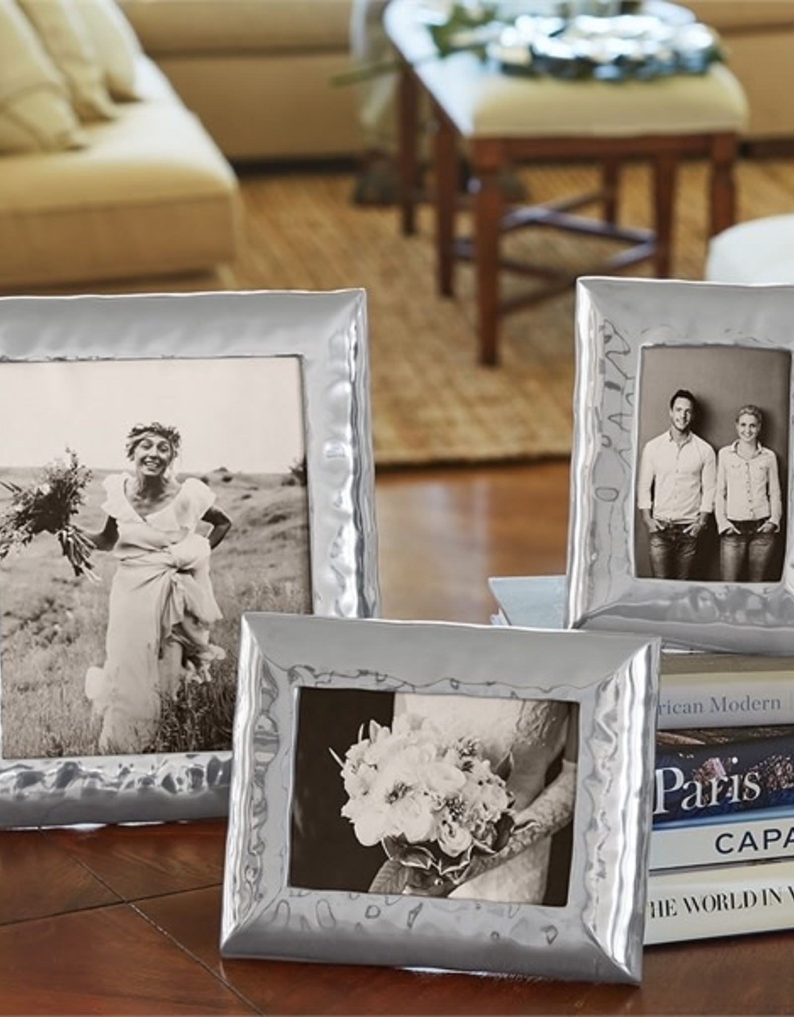 Mariposa Shimmer Picture Frames