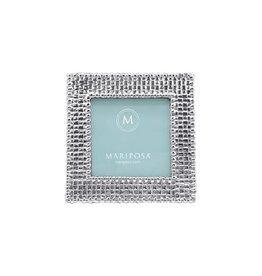 Mariposa Basketweave 4x4 frame