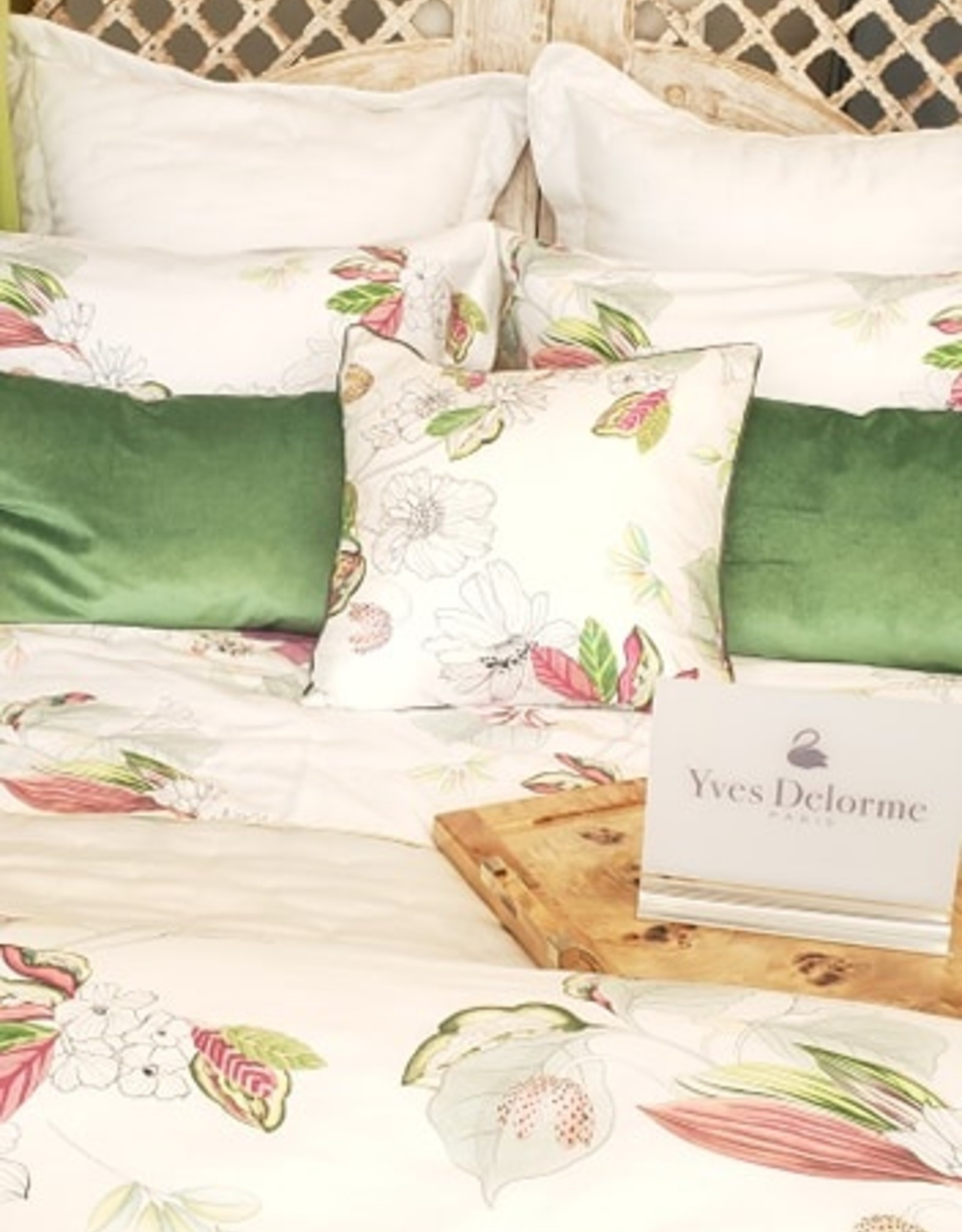 Yves Delorme Riviera Duvet Cover