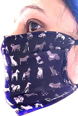 Artful Face Mask 100% Cotton