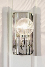 Juliska Lisbon Sconce with Graham Globe