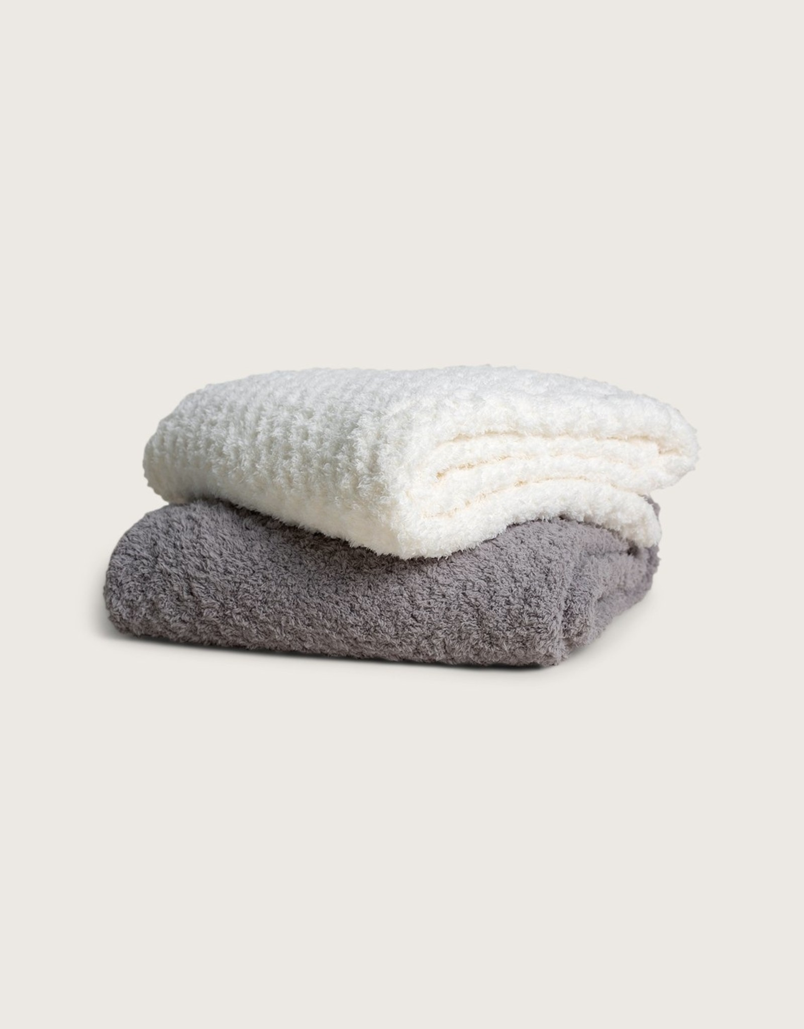 Barefoot Dreams Honeycomb Blanket