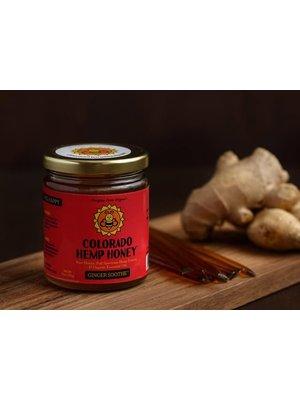 COLORADO HEMP HONEY Colorado Hemp Honey, Ginger 12oz