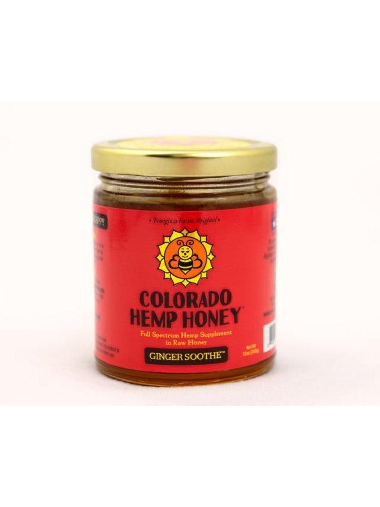 COLORADO HEMP HONEY Colorado Hemp Honey, Ginger 6oz
