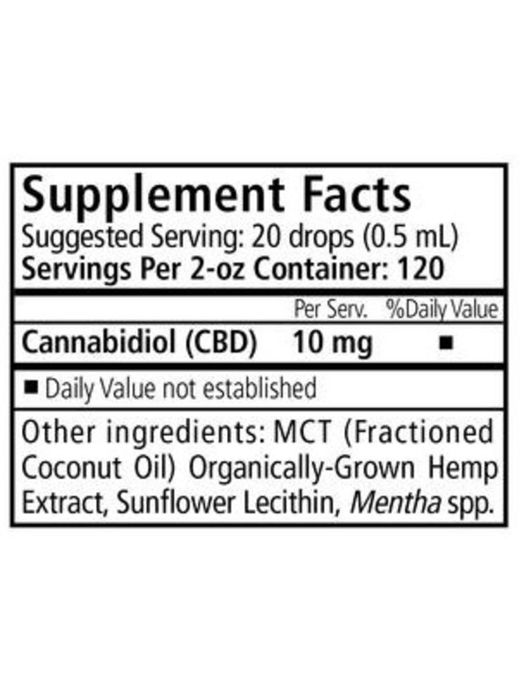 GREEN EARTH MEDICINALS Green Earth Medicinals Oral Formula, 2oz