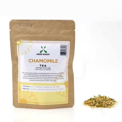 GREEN ROADS Green Roads Tea, Chamomile