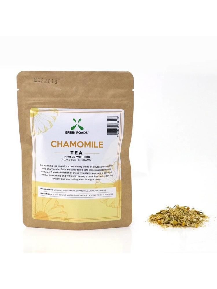 GREEN ROADS Green Roads Tea, Chamomile