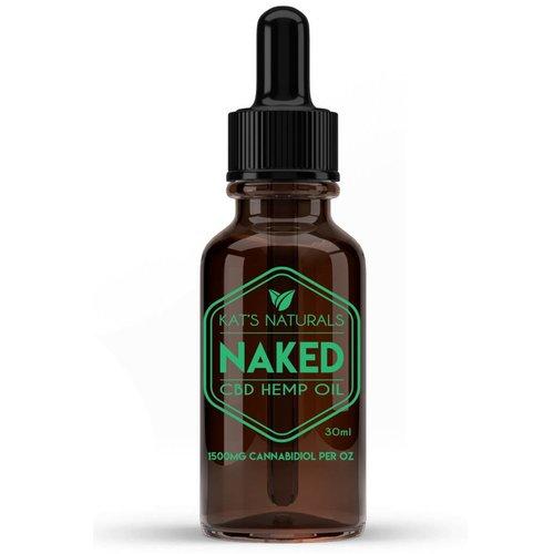 KAT'S NATURALS Kat's Naturals Drops, Naked, 30ml