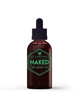 KAT'S NATURALS Kat's Naturals Drops, Naked, 15ml - DISCO