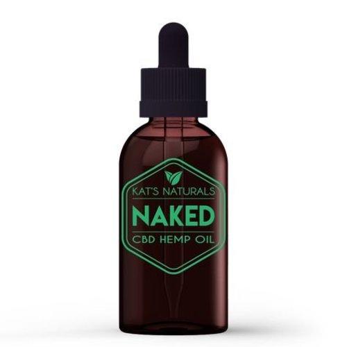 KAT'S NATURALS Kat's Naturals Drops, Naked, 15ml